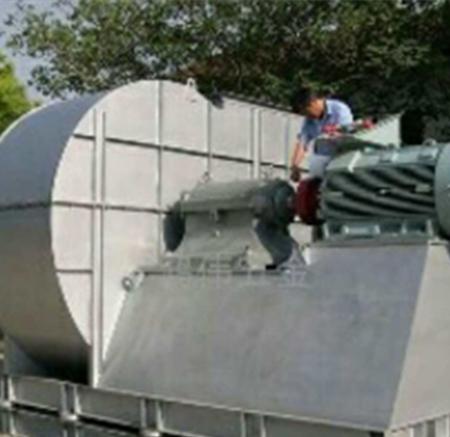 循環硫化床鍋爐風機廠家