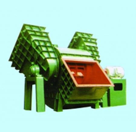 包頭工業電站鍋爐離心風機