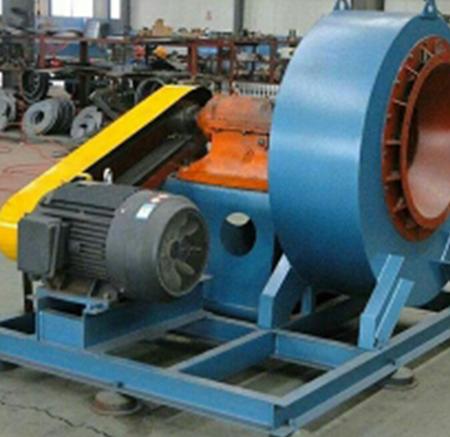 循環硫化床鍋爐風機